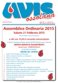 ANNO XXII N.1 - Gennaio 2015