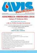 ANNO XXIII N.1 - Gennaio 2016